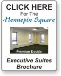 Executive Suites at Hennepin Square in Minneapolis Brochure