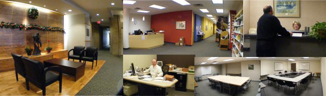 Office Sapce in Minneapolis Minnesota at Hennepin Square