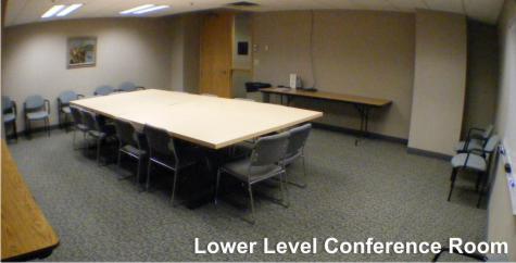 Hennepin Square tenant conference and meeting room in Minneapolis Minnesota
