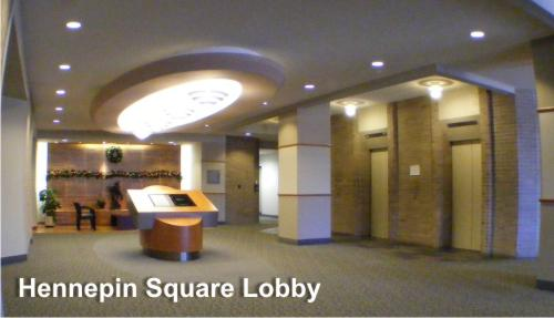 Hennepin Square office space in Minneapolis Minnesota